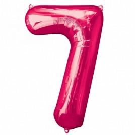 7 Pink Foil