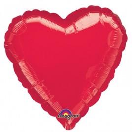 Red Heart Foil
