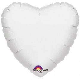 White Heart Foil