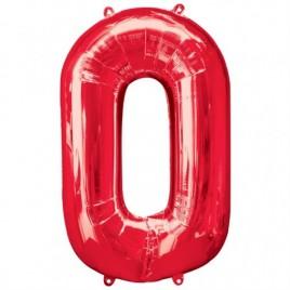 0 Red Foil