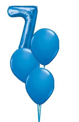 7 Blue Bouquet Prices start from