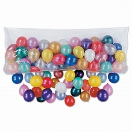 Filled Balloon Drop Bag – 18 Foot