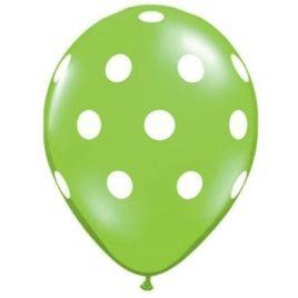 Big Polka Dots – Multi Coloured