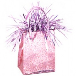 Baby Pink Gift Bag Weight