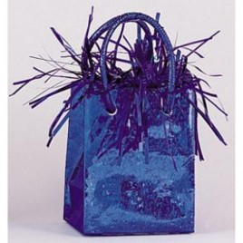 Dark Blue Gift Bag Weight