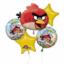 Angry Birds Bouquet