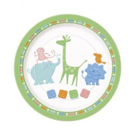 Baby Shower Plates