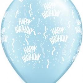 Blue Birthday A Round