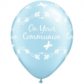 Communion Blue latex