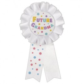 Future Grandma – Award Ribbon