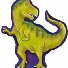 Dinosaur Shape Foil