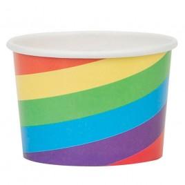 Rainbow Snack Cups