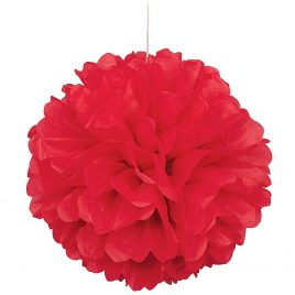 Puff Balls – Red