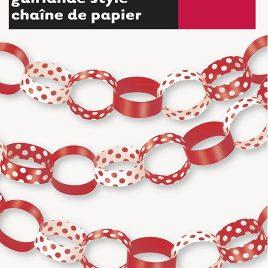 Paper Chain Garland