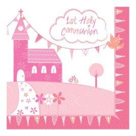 Communion Girl Napkins