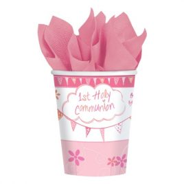 Communion Girl Cups
