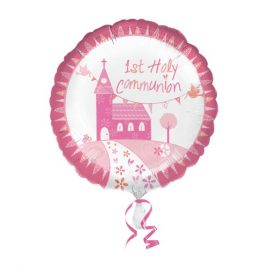 Communion Girl Foil