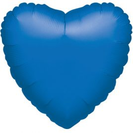 Blue Heart Foil