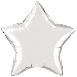Silver Star Foil