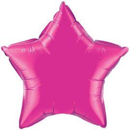 Pink Star Foil
