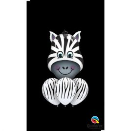 Zany Zebra Bouquet