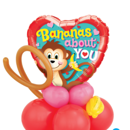 Bananas About U