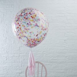 Large Confetti Latex – Multi