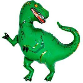 Green Dino Foil
