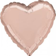 Heart Rose Gold