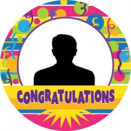 Congrats Frame