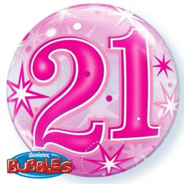 Age – 21 Pink