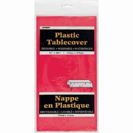 Tablecover – Red