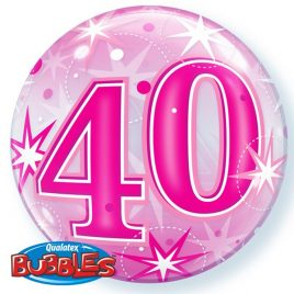 Age – 40 Pink