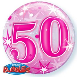 Age – 50 Pink