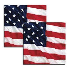 USA Flag Napkins