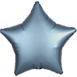 Steel Blue Foil