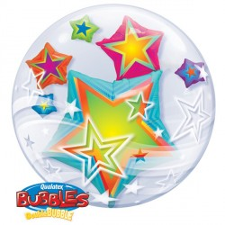 Double Bubble Stars
