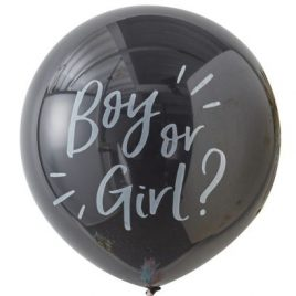 Large Gender Reveal
