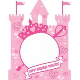 Birthday Princess Frame