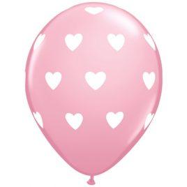 Hearts – Pink