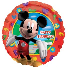 Mickey Mouse – Birthday
