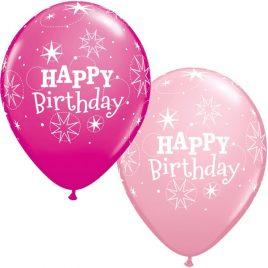 Sparkle Birthday – Pink