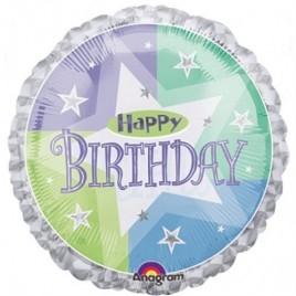 Birthday Shimmer