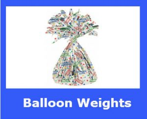balloon-weights