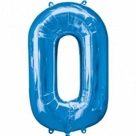 0 Blue Foil