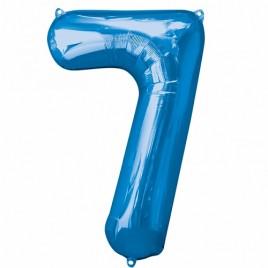 7 Blue Foil