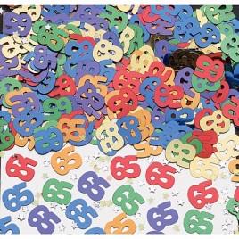 65th Confetti