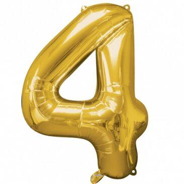 4 Gold Foil