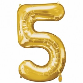 5 Gold Foil