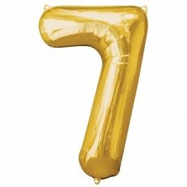 7 Gold Foil